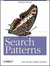 Search Patterns: Design for Discovery, Peter Morville, Jeffery Callender, Accept