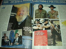 Tutto.Bud Spencer,Simone Montedoro,Ellen Hidding,Lilli Gruber,Peppino Mazzotta,i