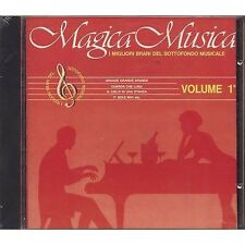 ANDRE' CARR - Magica Musica Volume 1 - CD 1987 SIGILLATO SEALED