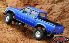 RC4WD Trail Finder 2 Truck Kit LWB with Mojave II Four Door Body Set 4x4 Z-K0058