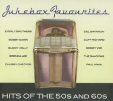 Various: Jukebox Favourites-Hits Of The 50s And 60s, 4 CDs
