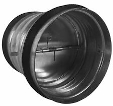 "Tjernlund BD-6 Spring Return Backdraft Damper for 6"" Ducts"