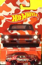 Hot Wheels 1:64 2015 Walmart Exclusives Camouflage #4 68 CHEVY NOVA soft corners