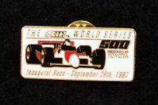 HAT PIN ~ CART ~ CALIFORNIA SPEEDWAY ~ INAUGURAL RACE ~ SEPTEMBER 1997
