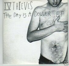 (G291) IV Thieves, The Day is a Downer EP - DJ CD