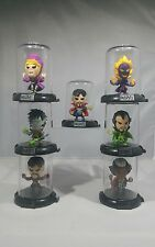 Marvel Doctor Strange collectible mini's set of 7 figure 3 inchese each ORIGNAL