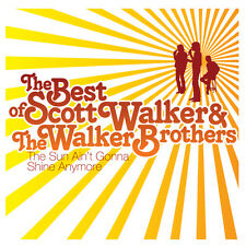 SCOTT WALKER & THE WALKER BROTHERS ( NEW CD ) VERY BEST OF / GREATEST HITS