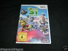 Planet 51 - Das Spiel (Nintendo Wii) ohne Anleitung