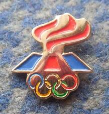 NOC ICELAND OLYMPIC SMALL VERSION PIN BADGE