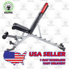 Adjustable Bowflex Bench 5.1