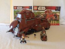 Classic LEGO Star Wars Episode 1 - 7662 Trade Federation MTT w/MANUAL *Complete*