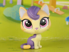 LITTLEST PET SHOP(1786)-PETS IN THE CITY  #47 FLORETTA FLUFFBALL CAT