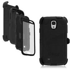 OtterBox Galaxy S4 Defender Case & Holster Belt Clip Black Cover OEM Original