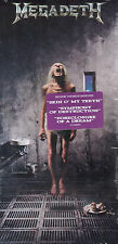Countdown to Extinction by Megadeth (CD, Jul-1992, Capitol/EMI Records)- LONGBOX