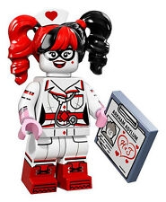 NEW LEGO BATMAN MOVIE MINIFIGURES SERIES 71017 - Nurse Harley Quinn