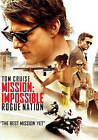 Mission: Impossible - Rogue Nation (DVD, 2015)