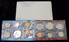 1972 Uncirculated Mint Sets * P & D * 11 Coins * $1.83 Face Value * Great Gifts!