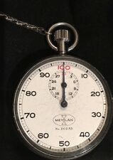 MEYLAN No. 202 AD Stop Watch in Good Working Order-Very Nice Condition!