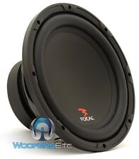 "FOCAL SUB P25 10"" 400W SINGLE 4-OHM CAR AUDIO SUBWOOFER CLEAN BASS SPEAKER NEW"