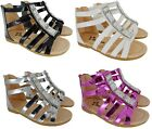 KIDS SANDALS INFANT SUMMER WALKING BEACH SHOES SIZE TODDLER UK 1 UPTO GIRLS UK 3