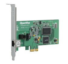 OpenVox B100E ISDN BRI PCI-Express Card for Asterisk / Trixbox