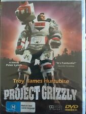 Project Grizzly - Dvd - Free Post!!