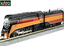 Kato 126-0307 N Scale 4-8-4 GS-4 Southern Pacific Lines Locomotive