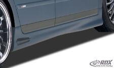 RDX Seitenschweller Audi A4 B6 8E Schweller Leisten Seiten Spoiler links rechts
