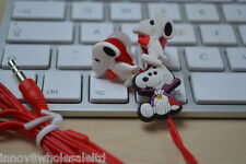 3.5 mm CARTOON AURICOLARE CUFFIE EARPHONE NUOTO PER IPHONE 5 6 LETTORE MP3 IPOD