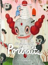 ILLUSTRATION NOW! ~ PORTRAITS ~ PROFUSELY ILLUS ~ BRAND NEW SEALED HC