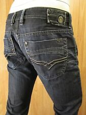 AUTHENTIC BUFFALO DAVID BITTON CASEY BOOT CUT MEN JEANS SZ 32 X 28.5 VIC-THOR1