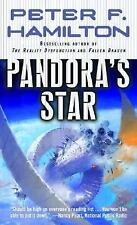The Commonwealth Saga: Pandora's Star 1 by Peter F. Hamilton (2005, Paperback)