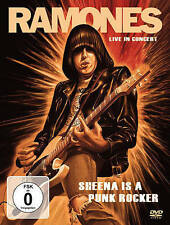 Ramones: Live in Concert - Sheena Is a Punk Rocker DVD, 2016