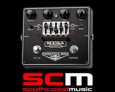 MESA BOOGIE THROTTLE BOX EQ DISTORTION PEDAL - FREE DELIVERY WITH TRACKING!