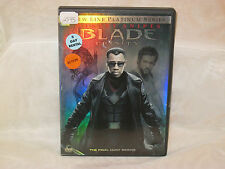 Blade: Trinity (DVD, 2005) Movie R Action Adventure Wesley Snipes, Jessica Biel
