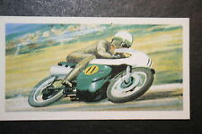 MATCHLESS 500cc Racing Motor Cycle   1960's  Vintage Illustrated Card  VGC