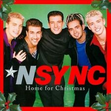 Home for Christmas by *NSYNC (CD, 1998, BMG (distributor))
