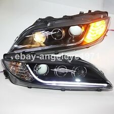 2003-2011 Year For Mazda 6 M6 six LED Strip Headlights Projector Lens Lights TLZ