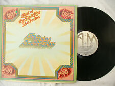 THE FLYING BURRITO BROS LP LAST OF THE RED HOT BURRITOS a&m 64343 N/M.... 33 rpm