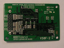 ROLAND VS8F-2 EFFECTS BOARD CARD FOR VS 2480 2400 2000 1824 CD 1880 1680