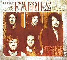 Strange Band: The Best of Family by Family (UK) (CD, Apr-2010, 2 Discs, Music...