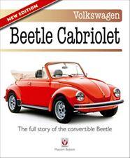 VOLKSWAGEN Escarabajo Cabrio la historia completa de la edición Nuevo Escarabajo Convertible