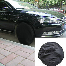 "4 Pcs Auto Car/RV/Camper Trailer Wheel Tire Tyre Covers For Diameter≤ 28"" Tyre"