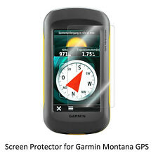 Clear LCD Screen Protector Shield Film for Garmin Montana 600 600t 650 650t 680t