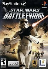 Star Wars: Battlefront - Playstation 2 Game Complete