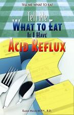 Tell Me What To Eat If I Have Acid Reflux-ExLibrary