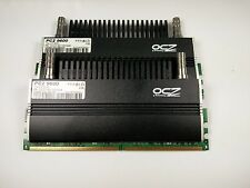 OCZ Flex-EX 4GB (2 x 2GB) PC2-9600 (DDR2-1200) 1200MHz Water OR Air Cooled