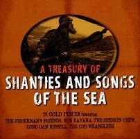 A Treasury Of Shanties And Songs Of The von Various Artists (2011), Neuware, CD