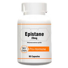 Epistane 90 caps Twice the strength of Havoc - EPI by Nu Chem