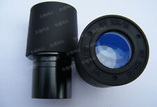 WF10x /18mm Wide Angle Plastic Shell Biological Microscope Eyepiece Lens 23.2mm